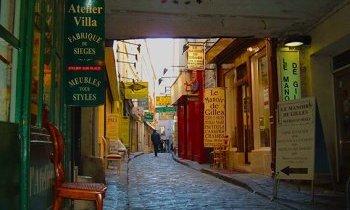 Les passages cachés du Faubourg Saint Antoine