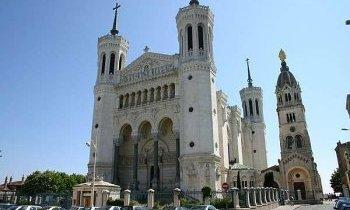 Lyon : Notre-Dame de Fourvière