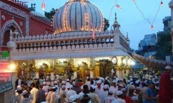New Delhi : Dargah de Nizamuddin