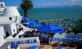 Sidi Bou Said en Tunisie