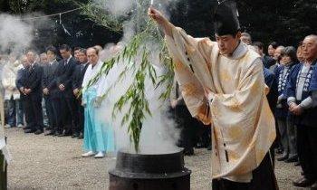 Le Japon, Bouddhiste ou Shintoiste ?