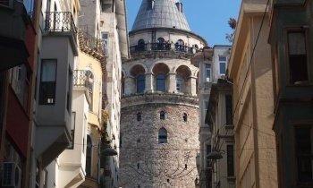 Istanbul : Tour de Galata