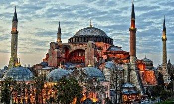 Istanbul : Sainte-Sophie