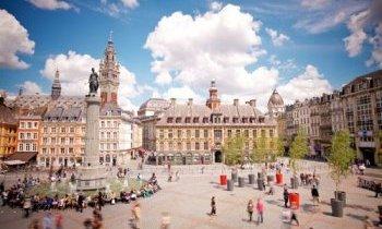 Lille : la grand'place