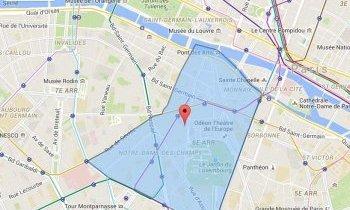 Paris, la Rive gauche