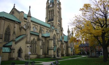 Toronto : St James Cathedral
