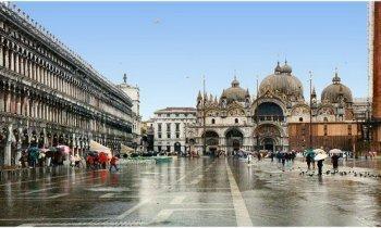 Venise : Place Saint-Marc