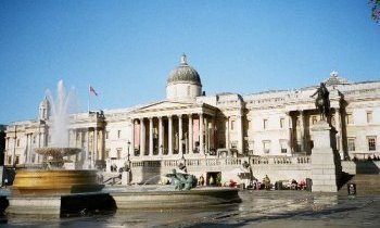 Londres : Le National Gallery