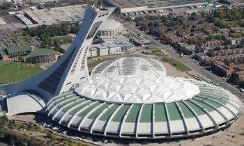 Montréal : Le stade Olympique