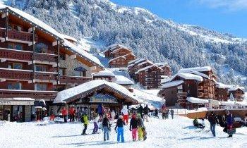 Séjour ski à Méribel