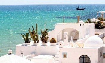 Hammamet en Tunisie