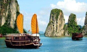 Vietnam : Hanoi et la baie d'Halong