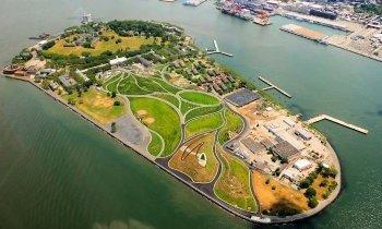New York : Governors Island
