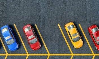 Parking aéroport de Lyon