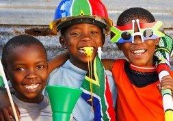 Langues en Afrique du Sud