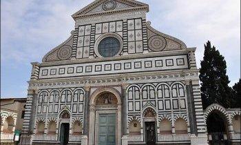 Florence : la Basilique Santa Maria Novella