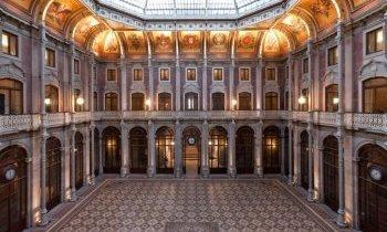 Porto : Palacio da Bolsa