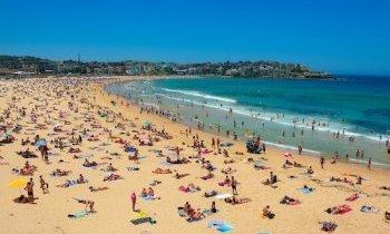 Sydney : Bondi Beach