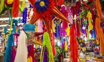 Mexique, la Piñata