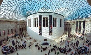 Londres : Le British Museum