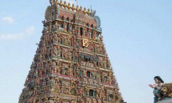 Le temple de Kapaleeshwarar à Madras