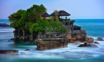 Bali : Le temple de Tanah Lot