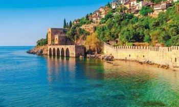 Turquie, Antalya