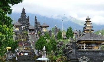 Bali : Temple de Besakih