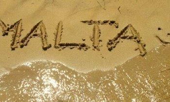 Les plages de malte