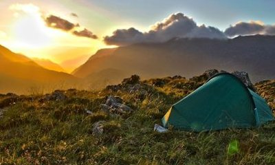 Faire du camping sauvage
