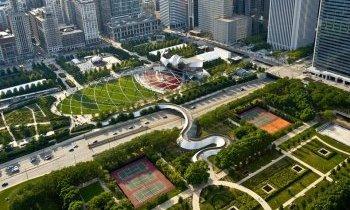 Chicago : Millennium Park