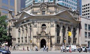 Toronto : Temple de la renommée du hockey sur glace