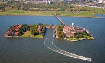 New York : Ellis Island