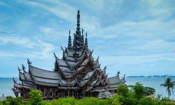 Pattaya, Sanctuary Of Truth