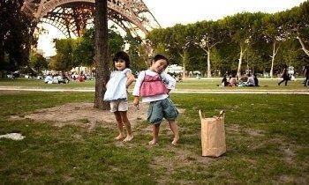 Sorties à Paris avec des enfants