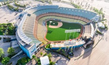 Los Angeles : Dodger Stadium