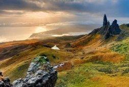 Partir en Écosse