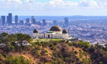 Los Angeles : Observatoire Griffith