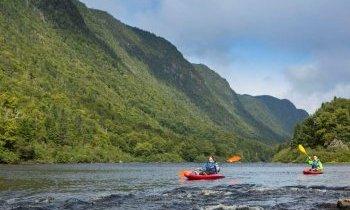 Québec : Le parc national de la Jacques-Cartier