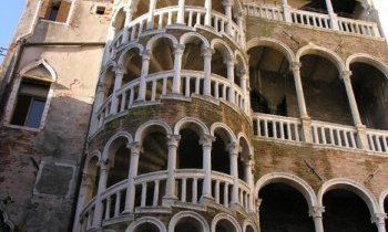 Venise : Palais Contarini del Bovolo