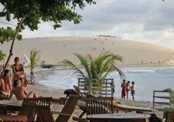 Jericoacoara, une des belles plages du monde