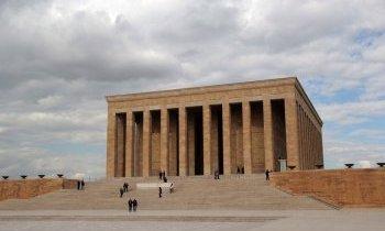 Ankara : Mausolée d'Atatürk