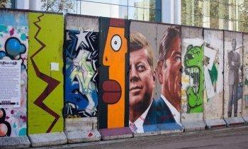 Berlin : Le mur de Berlin