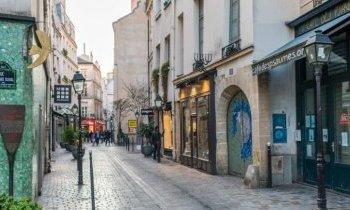 Paris, le Marais et alentours