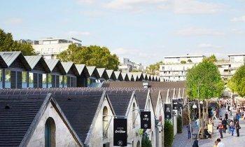 Découverte du quartier Paris Bercy