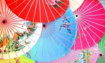 Les couleurs en Chine