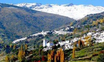 Andalousie, La Alpujarra