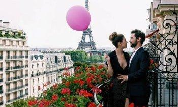 Week-end en amoureux à Paris