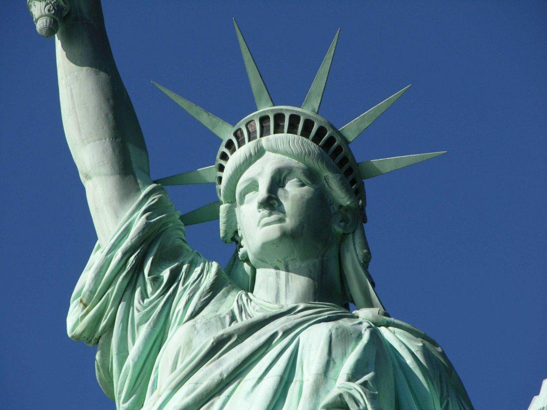 New York : La statue de la Liberté