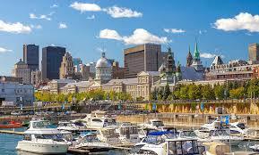 Montréal, le vieux-port